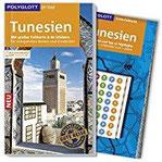 POLYGLOTT on tour Reiseführer Tunesien Mit großer Faltkarte, 80 Stickern und individueller App