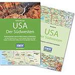 DuMont Reise-Handbuch Reiseführer USA, Der Südwesten mit Extra-Reisekarte