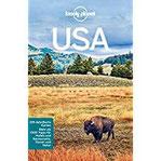 Lonely Planet Reiseführer USA mit Downloads aller Karten (Lonely Planet Reiseführer E-Book)