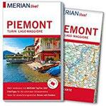 MERIAN live! Reiseführer Piemont Turin Lago Maggiore Mit Extra-Karte zum Herausnehmen