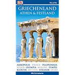 Vis-à-Vis Reiseführer Griechenland, Athen & Festland mit Extrakarte und Mini-Kochbuch zum Herausnehmen