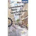 DuMont Direkt Luxemburg, Metz, Saarbrücken, Trier