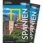 National Geographic Reiseführer Spanien Reisen nach Spanien mit Karte, Geheimtipps und allen Sehenswürdigkeiten wie Madrid, Barcelona, Valencia, Mallorca und Teneriffa. (NG_Traveller)