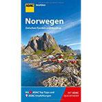 ADAC Reiseführer Norwegen Der Kompakte mit den ADAC Top Tipps und cleveren Klappkarten