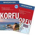 Baedeker Reiseführer Korfu MIT GROSSER REISEKARTE