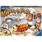 Kakerlakak Brettspiel von Ravensburger - 22212 Das lustige Reaktionsspiel für die ganze Familie
