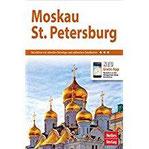 Nelles Guide Reiseführer Moskau - St. Petersburg (Nelles Guide Deutsche Ausgabe)
