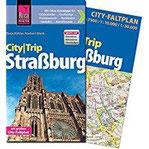 Reise Know-How CityTrip Straßburg Reiseführer mit Faltplan und kostenloser Web-App