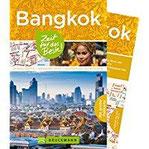Bangkok Reiseführer Zeit für das Beste. Highlights, Geheimtipps, Wohlfühladressen. Alle Insider-Tipps zu Thailands Hauptstadt in einem Stadtführer. Mit extra Karte zum Herausnehmen.