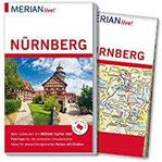 MERIAN live! Reiseführer Nürnberg Mit Extra-Karte zum Herausnehmen
