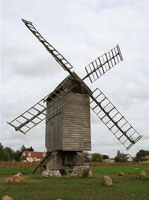 Le Moulin de les Bordes 45460