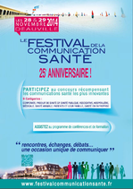 festival communication sante deauville 2014 lmcoach coach lmc france leucemie myeloide chronique appli application mobile sms