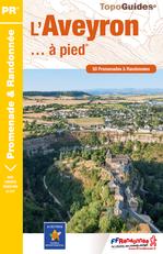 Topo de Rando sur tout l'Aveyron