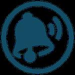 Icon - alarm bell