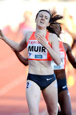The 2015 Winner - Laura Muir