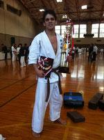 一般有段無差別級 チャンピオン アレシオ・サントス/Champion - Alecio Santos (Categoria adulto absoluto)