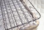 ベッドマットレスクリーニング:ボンネットコイル