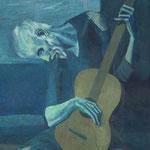 老いたギター弾き