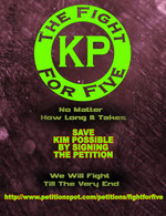 FIGHT FOR FIVE - SAVE KIM POSSIBLE