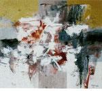 MIGUEL ANGEL ALAMILLA, mapa estructural, oleo/tela, 90x107cm, 2011.