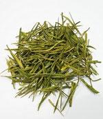 大平猴塊(たいへいこうかい) おおらかな形の茶葉は 中国緑茶の中でも珍しい