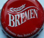 """Bremer Bier"" from Costa Rica."