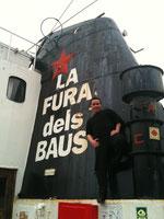 La Fura dels Baus 2010. Catalunia- Duisburg.