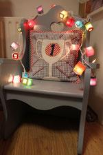Dream lights handgefertigten Lampions aus dem Papier des Maulbeerbaum hergestellt