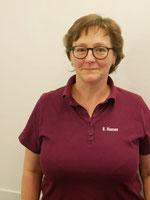Birgit Hansen  Physiotherapeutin  Lymphdrainagetherapeutin, Entspannungstherapeutin,  Fachkraft für Betriebliches Gesundheitsmanagement