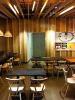 pod Cafe&Restrant納品事例
