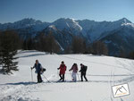 Winterwandern Lesachtal