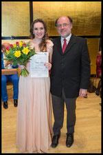 Hilde Zadek Gesangswettbewerb 2015 - Sonderpreis Neue Oper Wien gestiftet von Intendant Walter Kobera, TAMARA IVANIS, SOPRAN (Foto: Fayer)