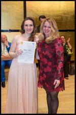 Hilde Zadek Gesangswettbewerb 2015 - Bosporus - Preis gestiftet vom Österreichischen Kulturforum Istanbul vertreten durch Michaela Dickgiesser, TAMARA IVANIS, SOPRAN (Foto: Fayer)