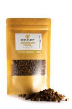 Bio Honig, Perga, Bienenbrot, regional, naturbelassen