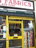 Ealing Fabrics and Haberdashery in Ealing London