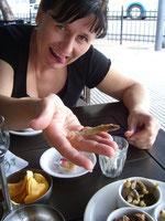 Pfui deifel - frittierte Sardellen, Innereien und undefinierbare Fleischbrocken