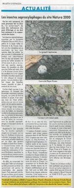 Bulletin d'Espalion -  09/10/14