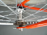 Scatto fisso e ruota libera nelle bici Margot