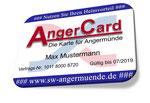 AngerCard vorzeigen und sparen!