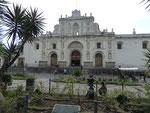 Kolonialgebäude am Parque Central