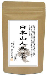 日本山人参茶、ヒュウガトキ