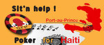 "GFP ""Sit + Help"" Poker für Haiti"