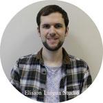 Geoff преподаватель носитель английского языка