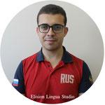 Danilo преподаватель носитель английского языка