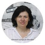 Frieda преподаватель носитель русского языка