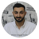 Ilyas преподаватель носитель английского языка