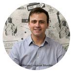 Edward репетитор носитель английского языка. Москва. Elision Lingua Studio. Носители английского языка