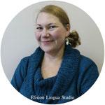 Celeste преподаватель носитель английского языка