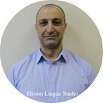 Mehrdad преподаватель носитель турецкого языка