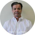 Mark преподаватель носитель английского языка